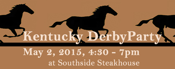 Save the Date: Kentucky Derby Party