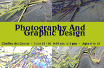 Photography and Graphic Design Camp Gallery