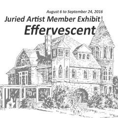 Effervescence: Juried Artist Showcase