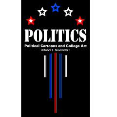 Politics: Political Cartoons and College Art