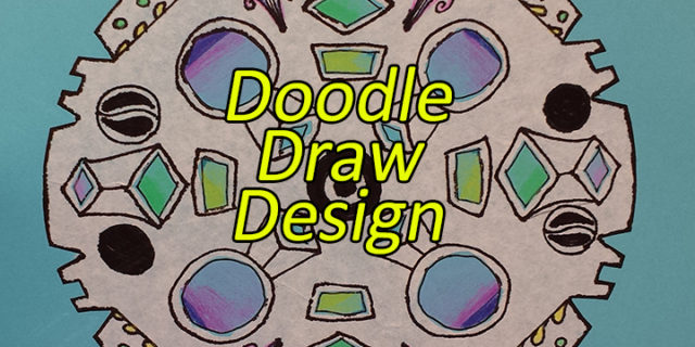 Doodle, Draw, & Design
