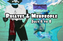 Pirates & Merpeople