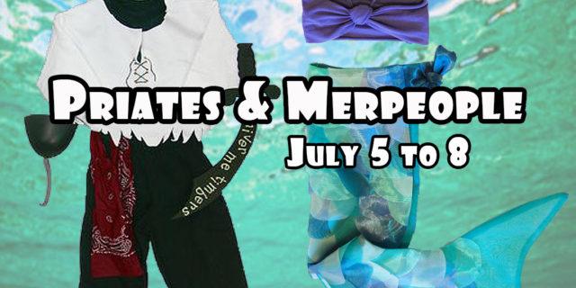 Pirates & Merpeople