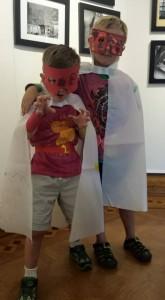 superheroes 2