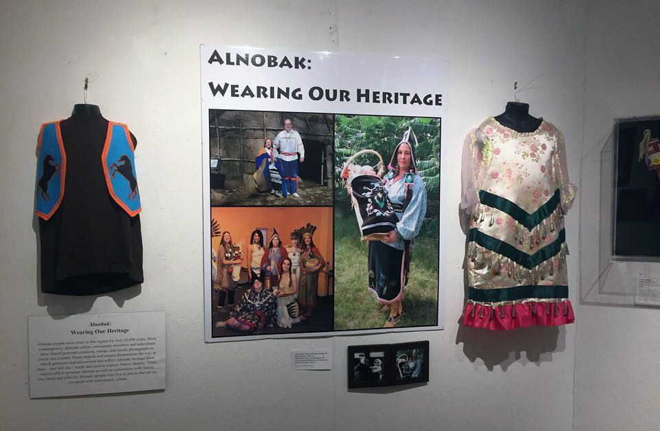 "Native American Exhibit ""Pieces of the Past"""
