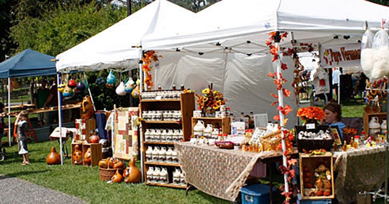 Call for Exhibitors at Chaffee's Fall Foliage Art in the Park Festival October 12 & 13