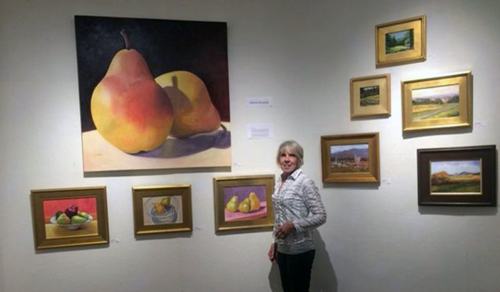 Chaffee's July Artist of the Month