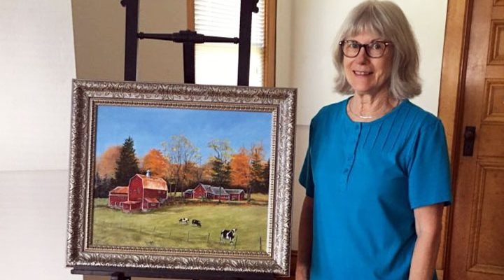 Chaffee's August Artist of the Month