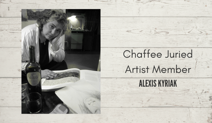Chaffee's September Artist of the Month
