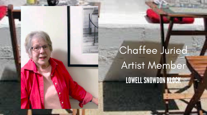 Chaffee's November Artist of the Month