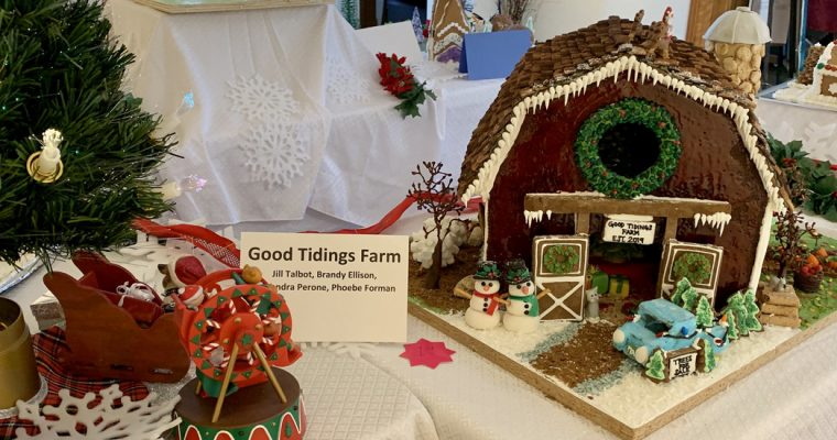 2020 Gingerbread Contest