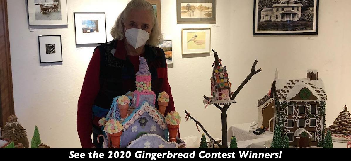Congratulations Gingerbread Contest Winners!