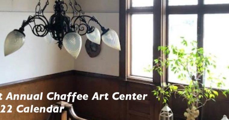 1st Annual Chaffee Art Center 2022 Calendar