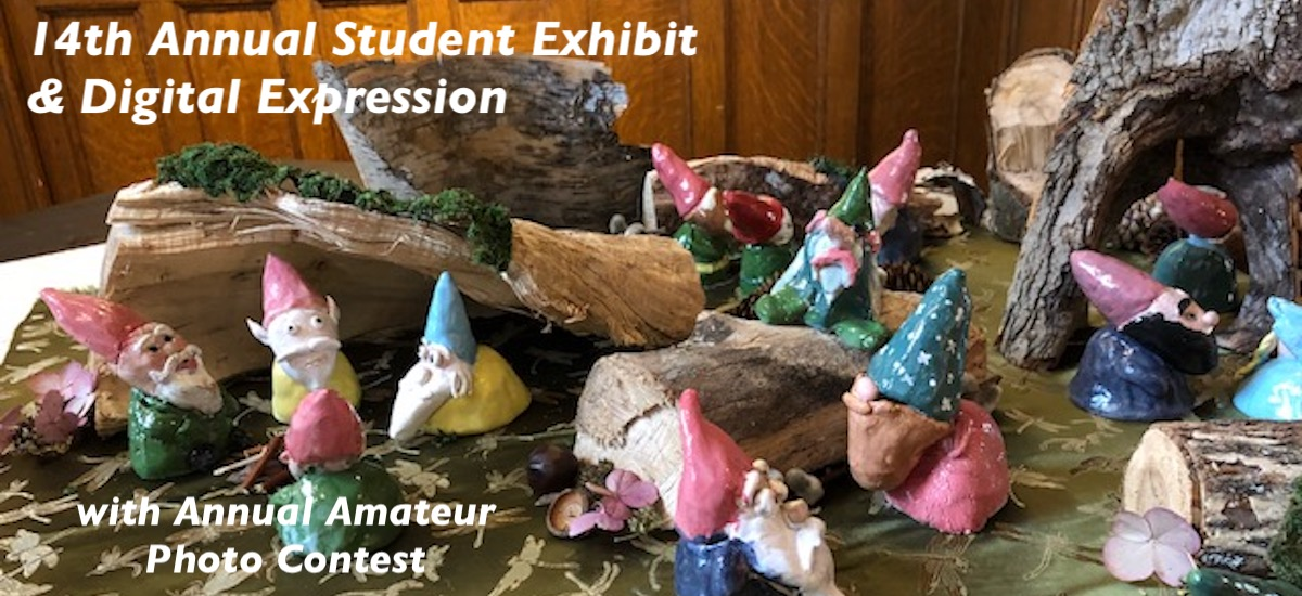 14th Annual Student Exhibit & Digital Expression
