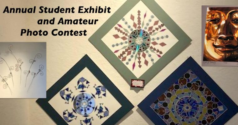 Annual Student Exhibit and Amateur Photo Contest