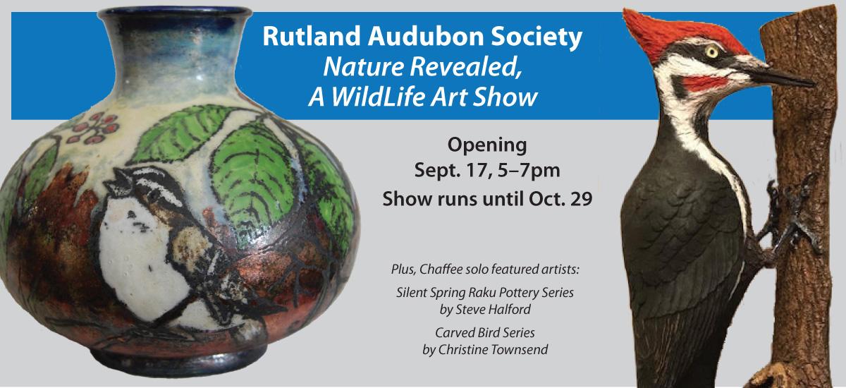 New Exhibit, Nature Revealed