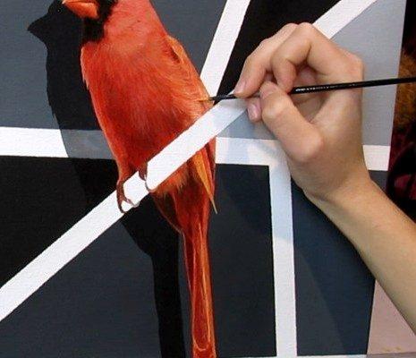 Painting Demo This Saturday!