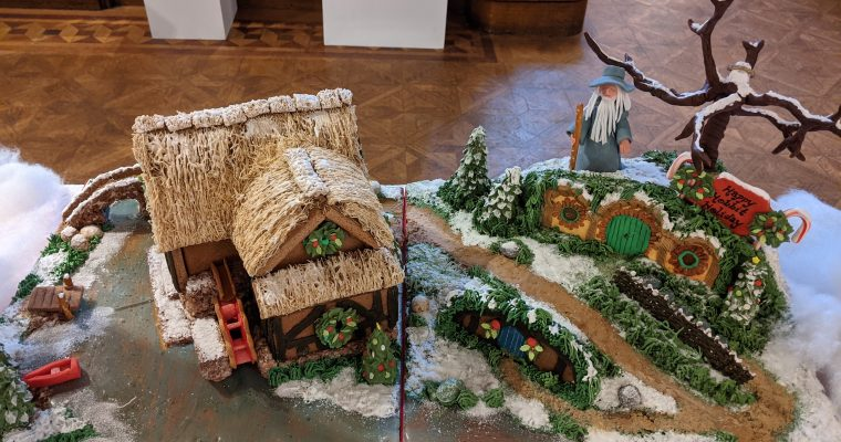 2021 Chaffee Gingerbread Contest